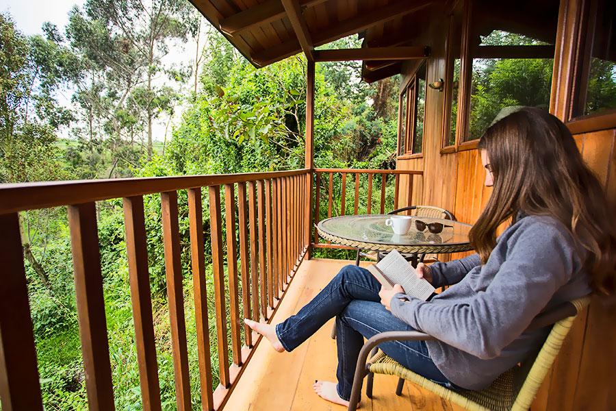 Giralda, Hosteria Papagayo, Cotopaxi, Ecuador