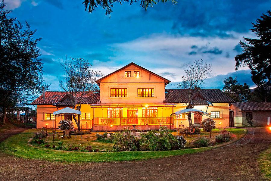 Hosteria Papagayo, Cotopaxi, Ecuador