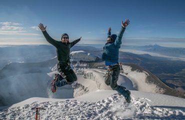 Climbing in Ecuador tours